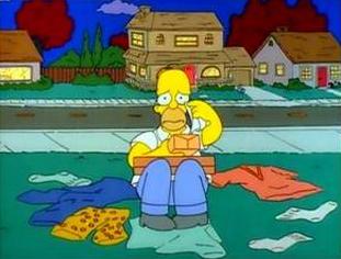 Homer Homeless
